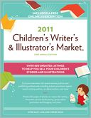 2011 Children's Writer's And Illustrator's Market by Alice Pope: NOOK Book Cover