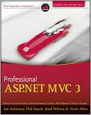 Professional ASP.NET MVC 3 by Jon Galloway: Book Cover