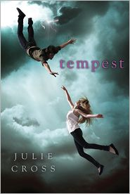 Tempest by Julie Cross: Book Cover