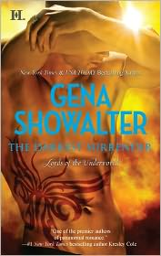 The Darkest Surrender (Lords of the Underworld Series #10) by Gena Showalter: Book Cover