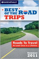 Best of the Road Trips, Summer 2011 by Rand McNally: NOOK Book Cover
