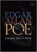 The Tales and Poems of Edgar Allan Poe (Complete Collection) by Edgar Allan Poe: NOOK Book Cover