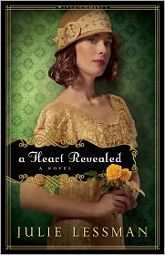 A Heart Revealed (Winds of Change Series #2) by Julie Lessman: Book Cover
