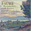 Fauré: Requiem and Other Sacred Music by John Rutter: CD Cover