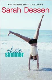 That Summer by Sarah Dessen: Book Cover