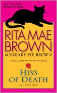 Hiss of Death (Mrs. Murphy Series #19) by Rita Mae Brown: Book Cover
