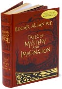 Tales of Mystery and Imagination (Barnes & Noble Leatherbound Classics) by Edgar Allan Poe: Book Cover
