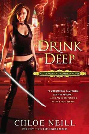 Chloe Neill Drink Deep