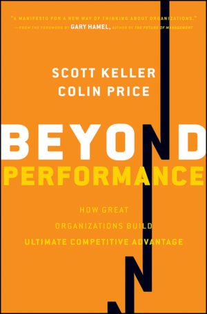 Mon premier blog beyond performance how great organizations build ultimate competitive advantage fandeluxe Gallery