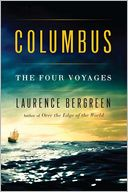 Columbus by Laurence Bergreen: Book Cover