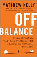 Off Balance by Matthew Kelly: Book Cover