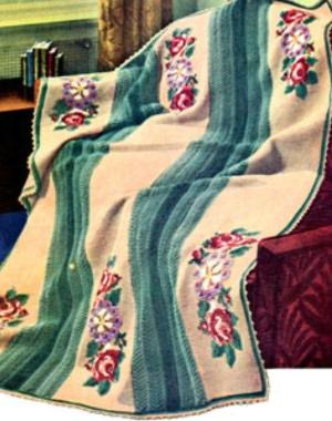 Corner Start/Diagonal Granny Square | Crochet Free Pattern