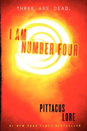 I Am Number Four (Lorien Legacies Series #1)