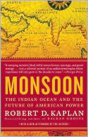 Monsoon by Robert D. Kaplan: Book Cover