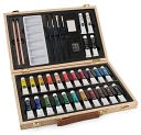 Superior Acrylic Colour Box Paint Set by Colart: Product Image