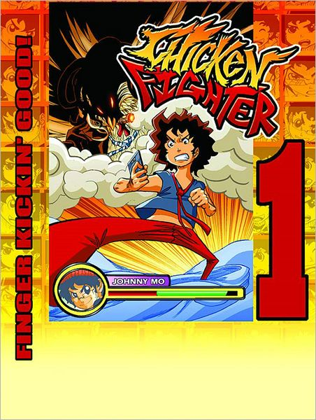 Chicken Fighter Pocket Manga