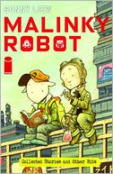 Malinky Robot by Sonny Liew: Book Cover