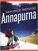 Annapurna by Maurice Herzog: NOOK Book Cover