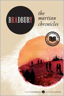 The Martian Chronicles by Ray Bradbury: Book Cover