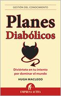 Planes diabolicos by Hugh MacLeod: Book Cover