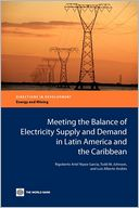 Meeting the Balance of Electricity Supply and Demand in Latin America and the Caribbean by Rigoberto Ariel Yepez-Garcia: Book Cover