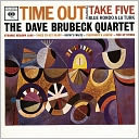 Time Out by The Dave Brubeck Quartet: CD Cover