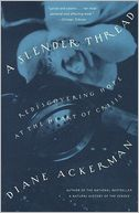A Slender Thread by Diane Ackerman: NOOK Book Cover
