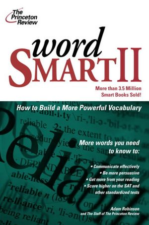 Word Smart II, 3rd Edition