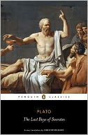The Last Days of Socrates by Plato: Book Cover