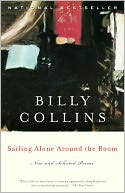 Sailing Alone around the Room by Billy Collins: NOOK Book Cover