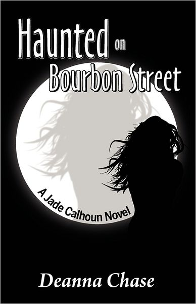 Haunted on Bourbon Street, paranormal romance