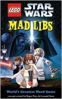 LEGO Star Wars Mad Libs by Roger Price: Book Cover