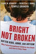 Bright Not Broken by Diane M. Kennedy: Book Cover