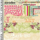 "Trend.Setter Paper Kit 12""X12"" by Webster's Pages: Product Image"