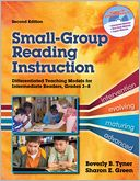 Small-Group Reading Instruction by Beverly B. Tyner: Book Cover