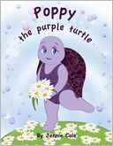 Poppy The Purple Turtle by Jennie Cole: NOOK Book Cover