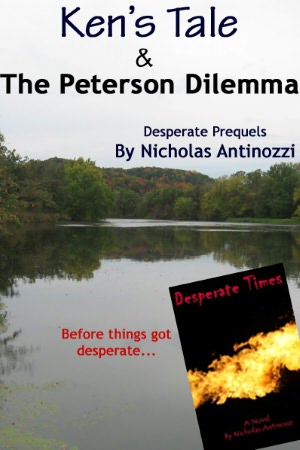 Ken's Tale & the Peterson Dilemma - Desperate Prequels
