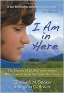 I Am in Here by Elizabeth M. Bonker: Book Cover