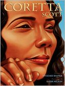Coretta Scott by Ntozake Shange: Book Cover