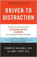 Driven to Distraction (Revised) by Edward M. Hallowell: Book Cover