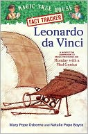 download Leonardo da Vinci : A Nonfiction Companion to Monday with a Mad Genius (Magic Tree House Research Guide Series) book