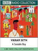 A Suitable Boy by Vikram Seth: Audio Book Cover