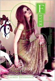 Fever by Lauren DeStefano: Book Cover