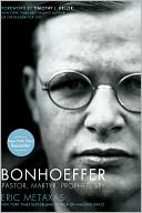 Bonhoeffer by Eric Metaxas: NOOK Book Cover