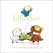 Little Hoot by Amy Krouse Rosenthal: Book Cover