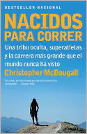 Nacidos para correr by Christopher McDougall: NOOK Book Cover
