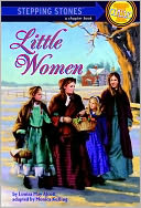 Little Women by Louisa May Alcott: NOOK Book Cover