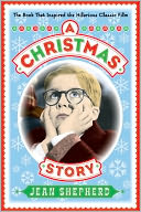 A Christmas Story by Jean Shepherd: NOOK Book Cover