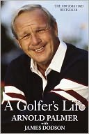 A Golfer's Life by Arnold Palmer: NOOK Book Cover