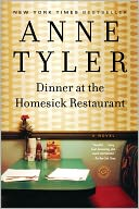 Dinner at the Homesick Restaurant by Anne Tyler: NOOK Book Cover